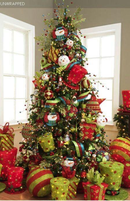 Ideas de decoraci n para el rbol de navidad ideas para for Navidad 2016 tendencias decoracion